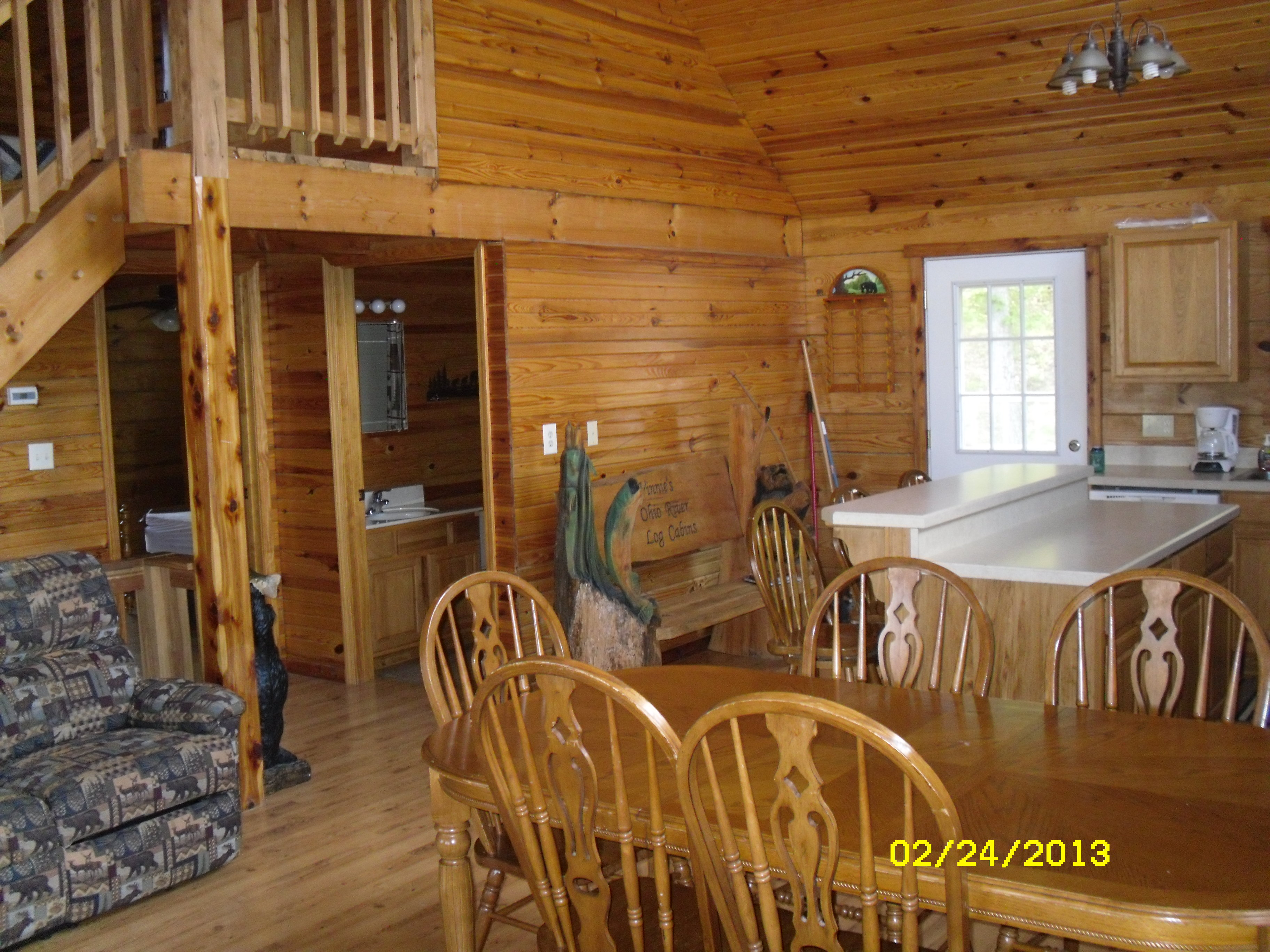 punderson rent at b state up ohio manor park cabins people in to six for accommodate
